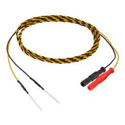 Needle Electrode Pair YE/BK, 15x1000mm