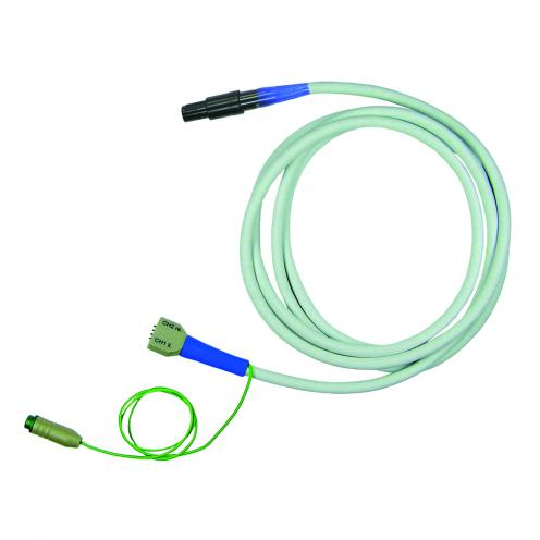 Connecting cable S shielded f. inomed laryngeal electrodes